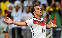 Mario Gotze Germany Player World Cup 2014 Wallpaper Pictures 663