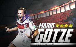 Mario Gotze Wallpaper | Firman Art by FirmanArtDesign 740