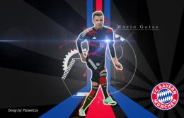Mario Gotze Wallpaper by PlaneetCay 1409