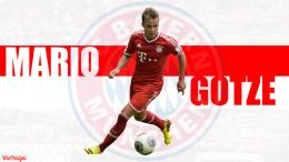 Mario Gotze Wallpaper by WarDesigns 07 845