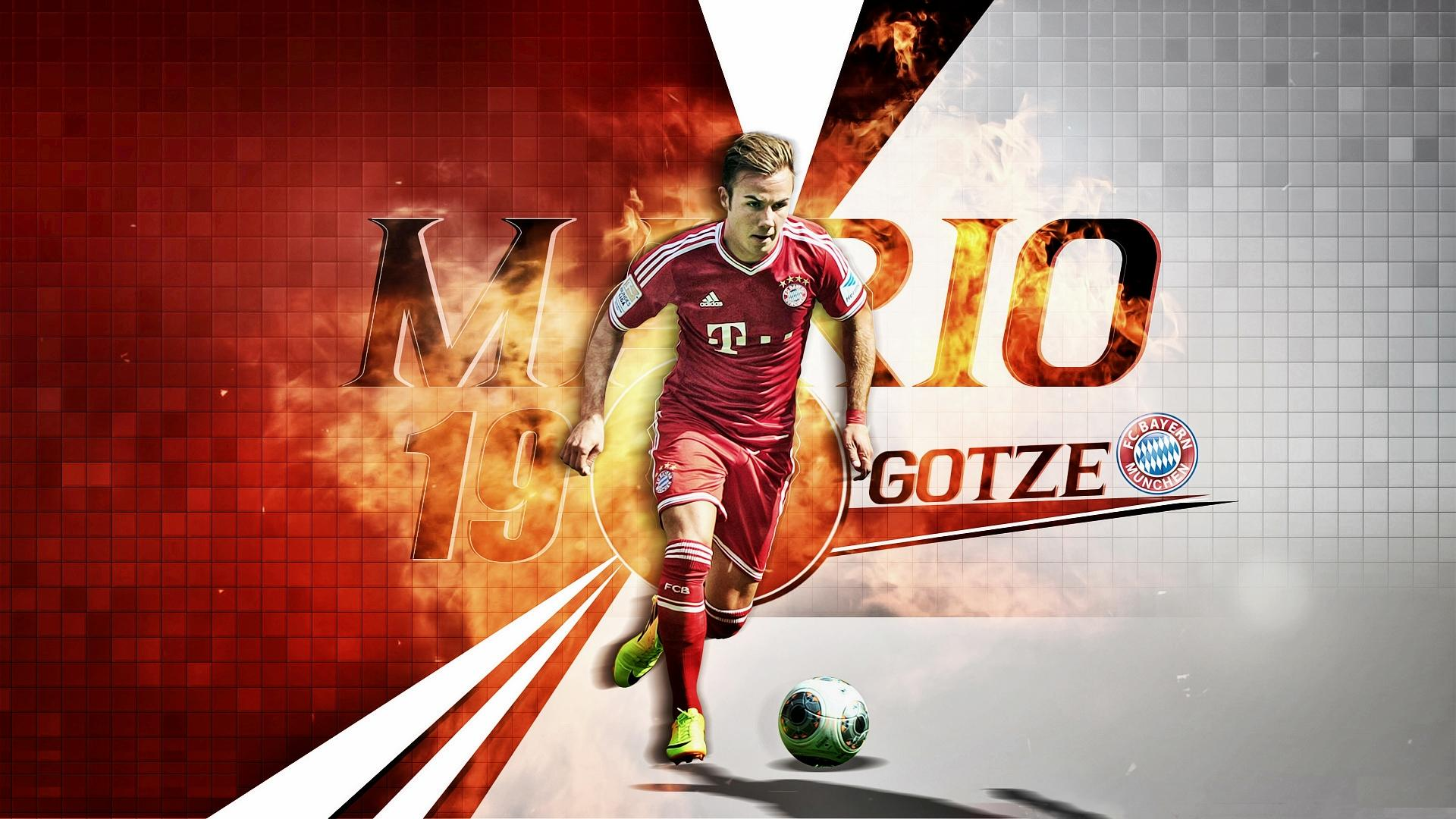 mario gotze bayern munich mario gotze photo mario gotze german player 1012