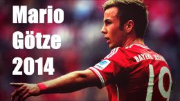 Mario Gotze 2014 Wallpaper HD 1599