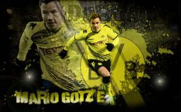 Dortmund 2013 HD Wallpaper For DesktopMario Gotze Wallpaper 269