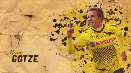 Mario Gotze Borussia Dortmund Wallpaper Hd With Resolutions 1280×720 493