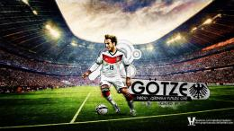 Mario Gotze Hd Wallpaper by HkM GraphicStudio 759