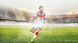 Mario Gotze Germany FIFA World Cup 2014 Wallpaper by jeffery10 1019