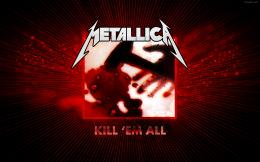 Descargar Fondos de pantalla metallica kill them all hd widescreen 1758