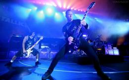 Wallpaper , james hetfield, robert trujillo, metallica, metallica 538