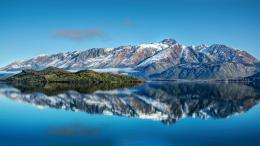 Spectacular Mountain Lake Reflection Wallpaper | HD Wallpapers 924