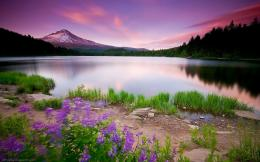 mountain lake mountain lake wallpaper mountain lake hd picture hd 1322