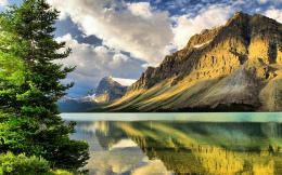 Wallpaper Mountains, wallpaper, Widescreen Wallpaper Mountains 389