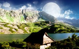 MOUNTAIN WALLPAPERS | DREAMY MOUNTAIN Scenery Desktop wallpapers 366