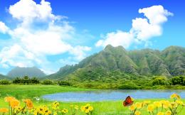 Green Mountains Wallpapers | HD Wallpapers 849