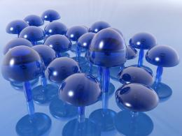 Image: Synthetic Mushrooms wallpapers and stock photos 923