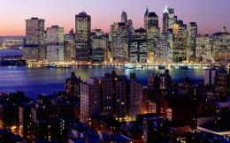 New York City Wallpaper Widescreen HD wallpaper background 1240