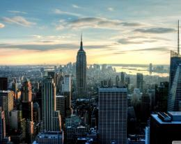New York city scenery hd wallpaper 1280x1024 Laptop wallpaper download 1965