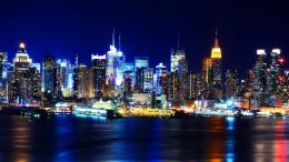 New York City at Night Wallpaper, wallpaper, New York City at Night 202