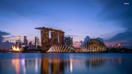Of the city of Singapore Wallpapers HD, HD Desktop Wallpapers 351