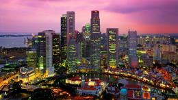 1280x800 Singapore Cityscape desktop PC and Mac wallpaper 1821