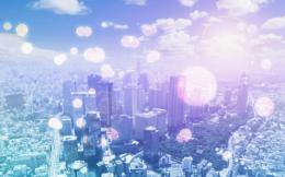 Sky City Wallpapers 1284