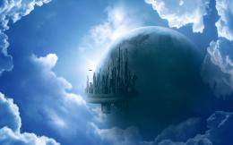 Sky City Wallpapers | HD Wallpapers 1361