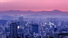 City In Pink Sky | 1280 x 720 | Download | Close 1836
