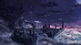 Sky City Wallpapers 317