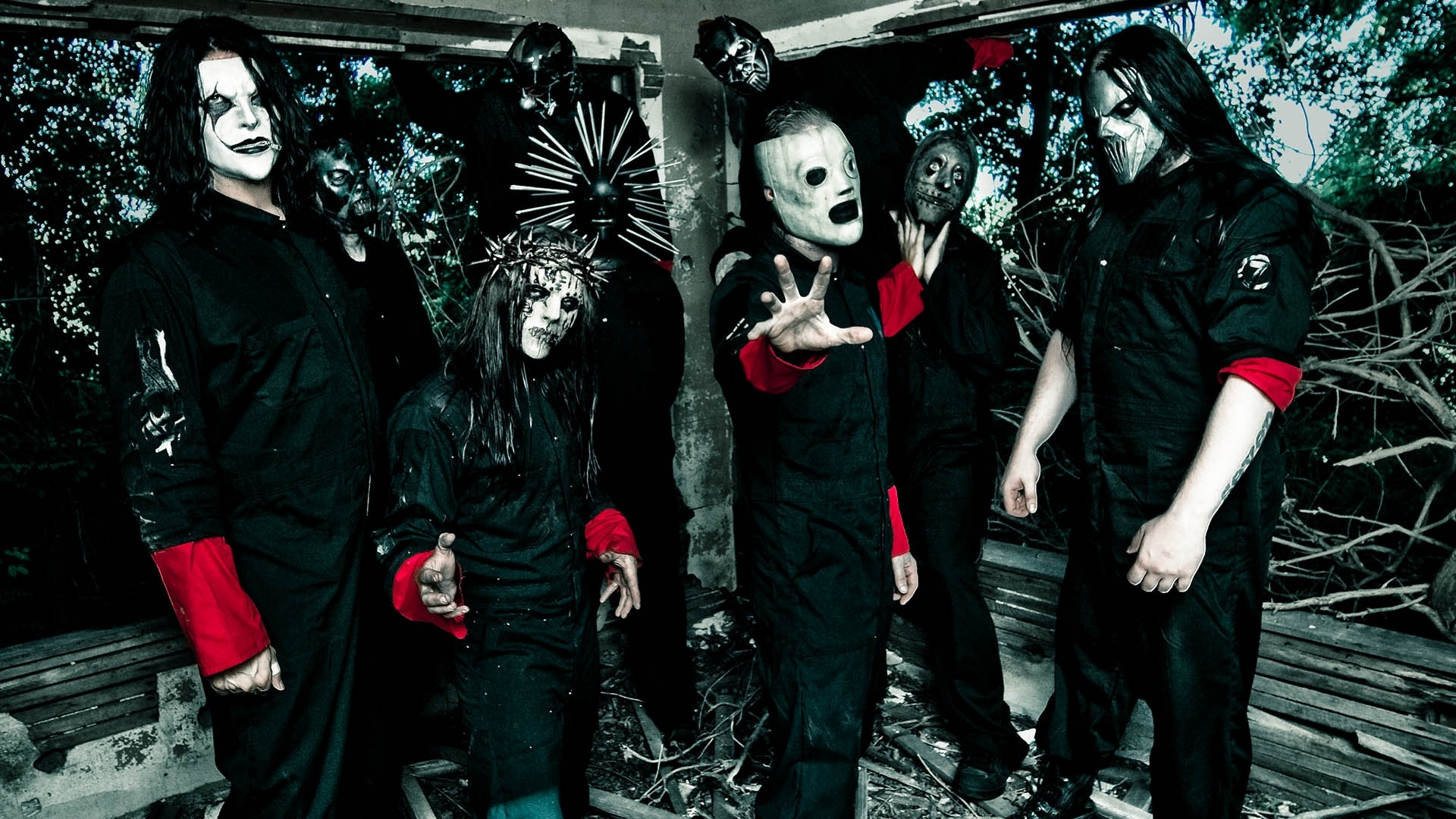 entertainment music slipknot bands wallpaper background 1945