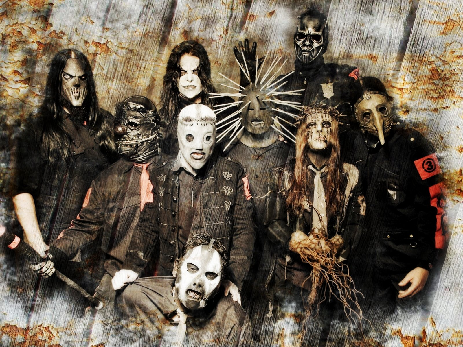 Slipknot HD Wallpapers [Full] 233