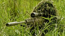 Camouflaged sniper wallpaperPhotography wallpapers#18353 1537