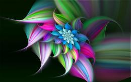 Summer Flower 3d Art Desktop Background In High Quality Resolutions 1897
