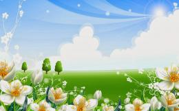 Summer flowers wallpaperbeautiful desktop wallpapers 2014 531