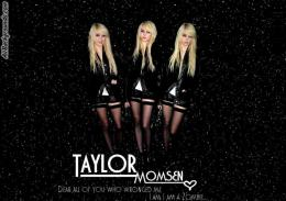 If you need Taylor Momsen background for TWITTER: 1211