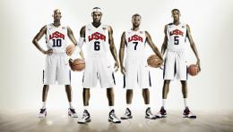 USA Olympics: USA 2012 Olympics Basketball TeamOlympics London 2012 368