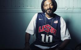Snoop Dogg USA Basketball • Rap Wallpapers 1701