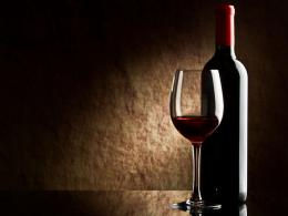 Wallpaper Wine Red Bottle Glass HD Desktop Wallpapers 1856