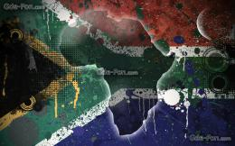 wallpaper South Africa, South Africa, flag, Africa free desktop 1203