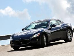 Black Maserati Wallpapers 836
