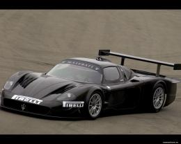 Black racing Maserati Mcc, black, cars, Maserati, racing car, technics 638