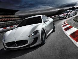 Black Maserati Wallpapers 847