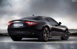 Black Maserati Wallpaper 1900x1200186 KB 1687