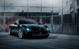 Wallpapers HD Maserati Granturismo Carros Deportivos 1800