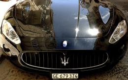 Home Browse All Sunny Black Maserati 1239