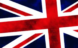 Vintage Union Jack Wallpaper London flag vintage wallpaper 1976