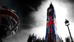 Download London Big Ben With GB Flag HD Wallpaper—Free Wallpaper 726