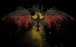 Logo Eagle Flag German Cool Wallpaper Desktop #5135 Wallpaper 968