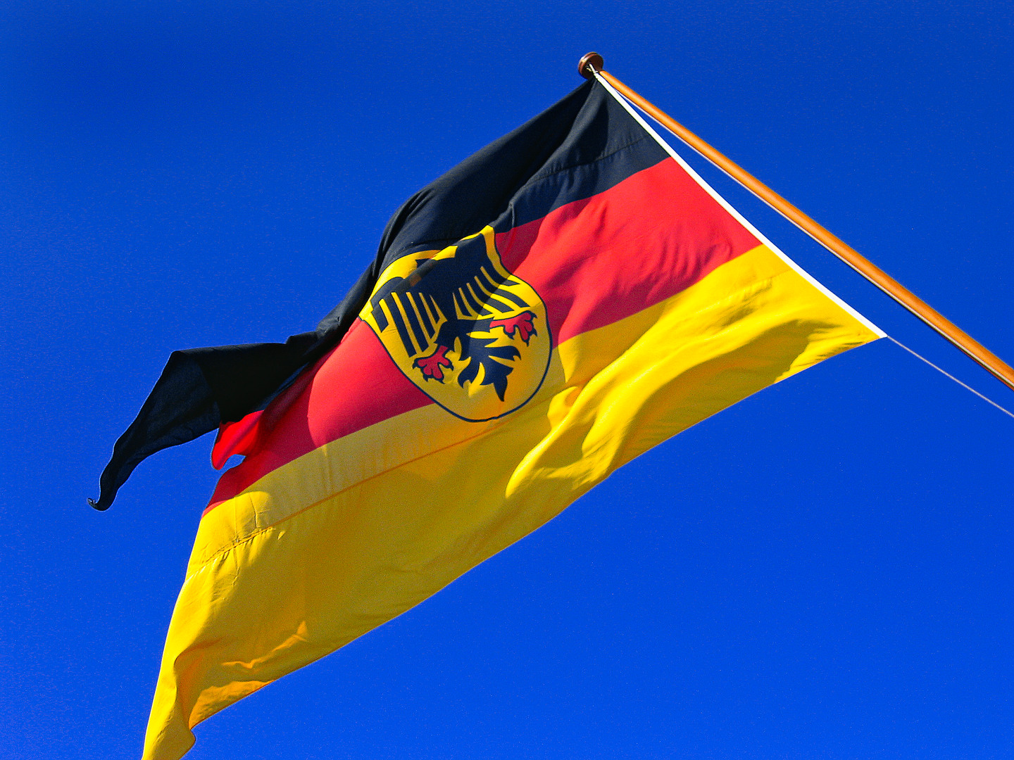 35 Germany Flag Fly HD Wallpapers