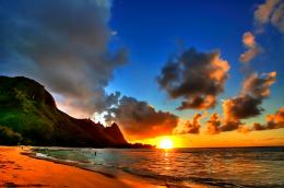 Hawaii Desktop Landschaft Wallpaper 1239