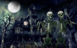 Haunted House HD Wallpapers and Images 1073
