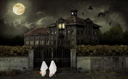 Halloween Scary House Wallpapers | HD Wallpapers 959